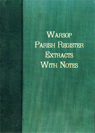 Warsop Parish Registers, with Notes and Illustrations. | eBooks | Reference