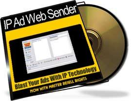 Ip Ad Web Sender | Software | Internet