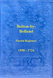 The Parish Registers of Bolton-by-Bolland, in the West Riding of Yorkshire. | eBooks | Reference