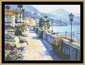 Bellagiio Promenade | Crafting | Cross-Stitch | Other