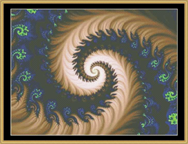 Fractal Series - Limited Edition | Crafting | Cross-Stitch | Other