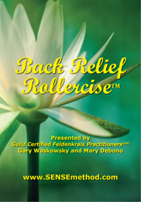 Third Additional product image for - Back Relief Rollercise Video