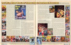 The Wild, Weird World of Vintage Men's Adventure Magazines | eBooks | Periodicals