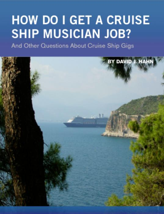 First Additional product image for - How to Get a Cruise Ship Musician Job eBook