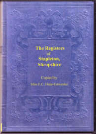 The Parish Registers of Stapleton | eBooks | Reference
