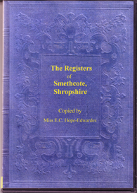 The Parish Registers of Smethcote, Shropshire | eBooks | Reference