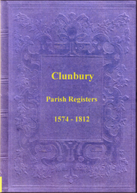 The Parish Registers of Clunbury, Shropshire. | eBooks | Reference