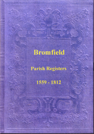 The Parish Registers of Bromfield, Shropshire. | eBooks | Reference