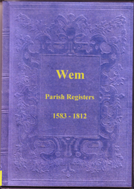 The Parish Registers of Wem in Shropshire. Parts 1 - 5. | eBooks | Reference