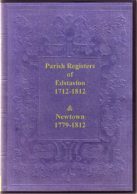 The Parish Registers of Edstaston and of Newtown in Shropshire. | eBooks | Reference