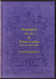 The Parish Registers of Donington and of White Ladies, Shropshire | eBooks | Reference