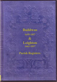 The Parish Registers of Buildwas & Leighton in Shropshire. | eBooks | Reference