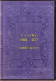 The Parish Registers of Claverley, Shropshire. | eBooks | Reference