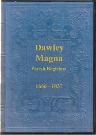 parish registers of dawley magna, shropshire.