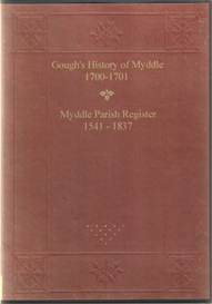 Gough's History of Myddle, 1700-1701. Plus Myddle Parish Register, 1541-1837 | eBooks | Reference
