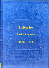 The Parish Registers of Bitterley in Shropshire | eBooks | Reference