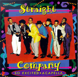 Straight Company-Put A Little Love In Your Heart | Music | Gospel and Spiritual