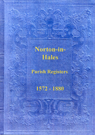 The Parish Registers of Norton-in-Hales, Shropshire | eBooks | Reference