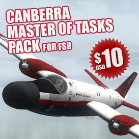 FS9_Canberra_MOT_pack | Software | Games