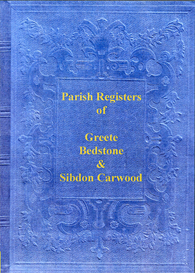 The Parish Registers of Greete, Bedstone and Sibdon Carwood, in Shropshire. | eBooks | Reference