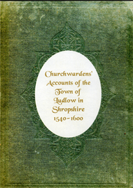Churchwardens' Accounts of the Town of Ludlow in Shropshire. | eBooks | Reference