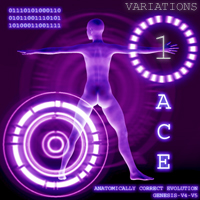 Anatomically Correct Evolution:Variations 1 | Software | Design