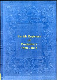 The Parish Registers of Pontesbury in Shropshire. | eBooks | Reference