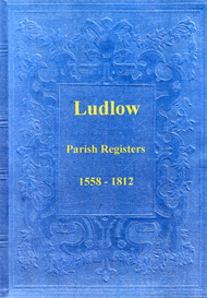 The Parish Registers of Ludlow in Shropshire. | eBooks | Reference