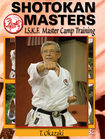 SHOTOKAN MASTERS - Sensei Teruyuki Okazaki DOWNLOAD | Movies and Videos | Training