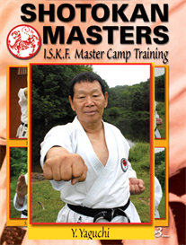 SHOTOKAN MASTERS Sensei Yutaka Yaguchi DOWNLOAD | Movies and Videos | Training