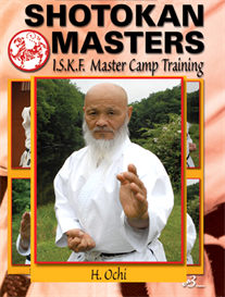 SHOTOKAN MASTERS Sensei Hideo Ochi DOWNLOAD | Movies and Videos | Training