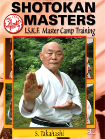 SHOTOKAN MASTERS Sensei Shunsuke Takahashi DOWNLOAD | Movies and Videos | Training