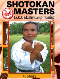 SHOTOKAN MASTERS Sensei Masaru Miura DOWNLOAD | Movies and Videos | Training