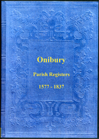 The Parish Registers of Onibury in Shropshire. | eBooks | Reference