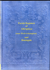The Parish Registers of Albrighton & Boningale in Shropshire. | eBooks | Reference
