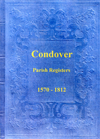 The Parish Registers of Condover in Shropshire. | eBooks | Reference