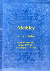 The Parish Registers of Methley, in the West Riding of Yorkshire. | eBooks | Reference