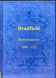 The Parish Registers of Bradfield in Yorkshire. | eBooks | Reference