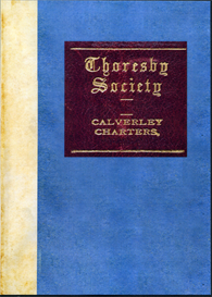 Calverley Charters | eBooks | Reference