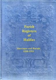Parish Registers of Halifax | eBooks | Reference
