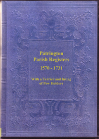 The Parish Registers of Patrington, in the East Riding of Yorkshire. 1570-1731. | eBooks | Reference