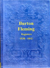 The Parish Registers of Burton Fleming in Yorkshire. | eBooks | Reference