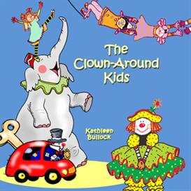 The Clown-Around Kids   eBooks   Children's eBooks