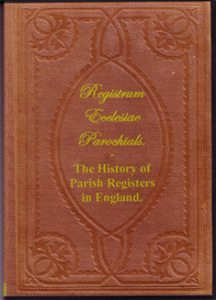 The History of Parish Registers in England | eBooks | Reference