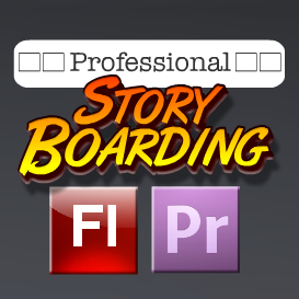 Professional Storyboards with Flash and Premiere | Movies and Videos | Educational