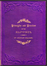 Principles and Practices of the Baptists. | eBooks | Reference
