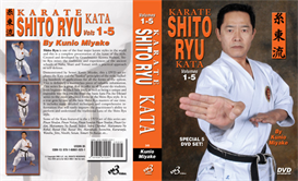 shito ryu kata  video download vol-1-5