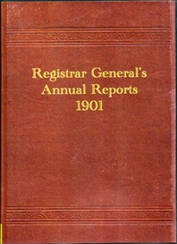 Sixty-Fourth Annual Report of the Registrar General of Births, Deaths, and Marriages in England and Wales. (1901). | eBooks | Reference