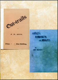 Out Trails by J.P.Guy and Health, Strength and Beauty by Lex McLean. | eBooks | Reference