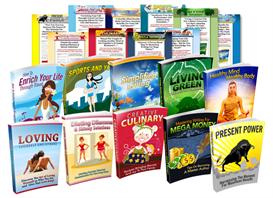 Self-Improvement Blowout | eBooks | Self Help